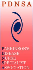 Parkinsons Disease Nurse Specialist Association logo