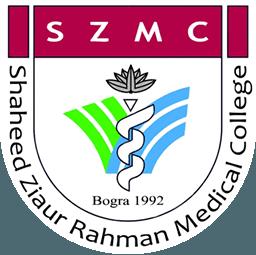 Shaheed Ziaur Rahman Medical College logo