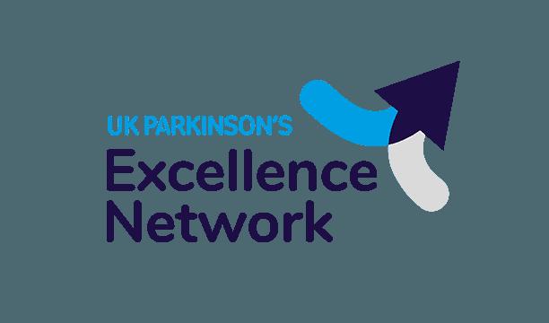 UK Parkinsons Excellence Network logo