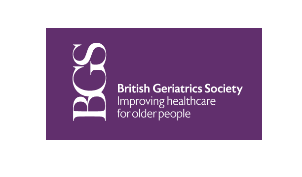 British geriatric society logo