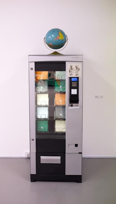 Atlas of Imaginary Places.  From 'The Stories Vending Machine' series
