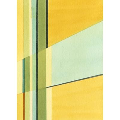 سلسلة لوحات مرسومة بالألوان المائية ٠٠٥C