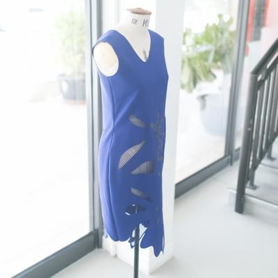 The Blue Voronoi