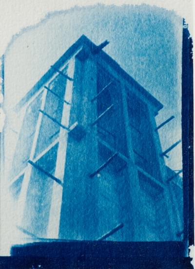 Al Fahidi Wind Tower, from the series 'Project 1908'