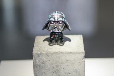 Daft Vader, from the series 'Abu Luke'