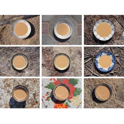 Tea with Milk // Chai Haleib