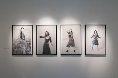 Movement  1-4, from the series 'Movement In Photography'