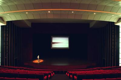 Projection - Auditorium