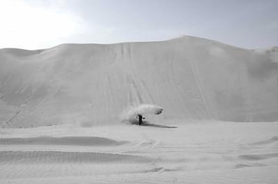 عمل الصحراء - التل