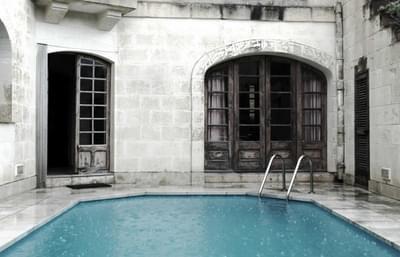 صور من جزيرة - حمام السباحة
