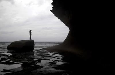 صور من جزيرة - جلمود صخر