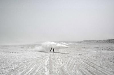 عمل الصحراء - العاصفة