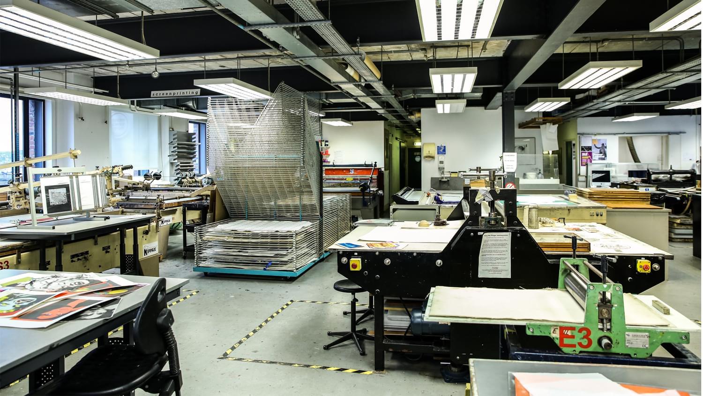 Dca Print Studio Website