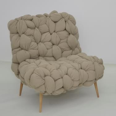 Braided series chair