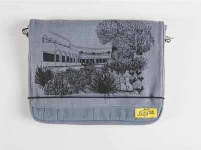 Tulip Grey Bag