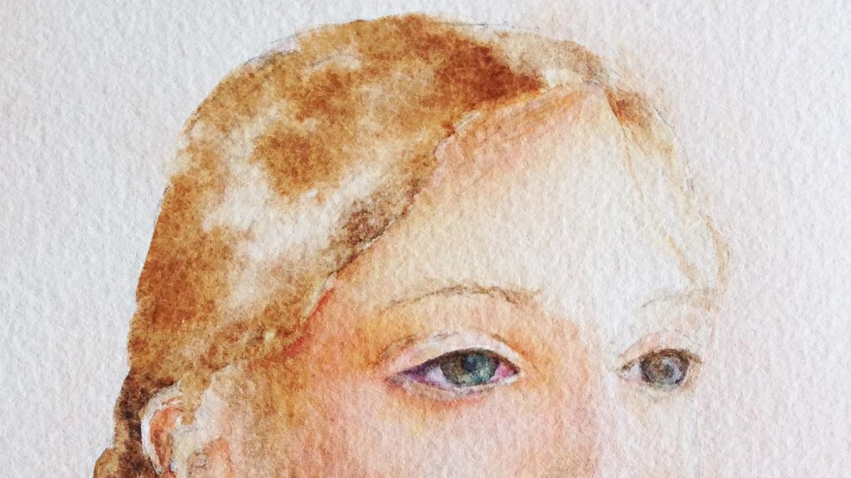 Judy-watercolour