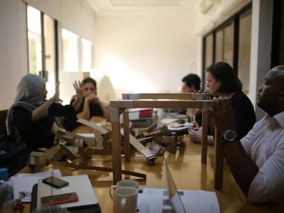 Tashkeel Collaboration For Emerging Designers Tanween 201617 Lab Session 2
