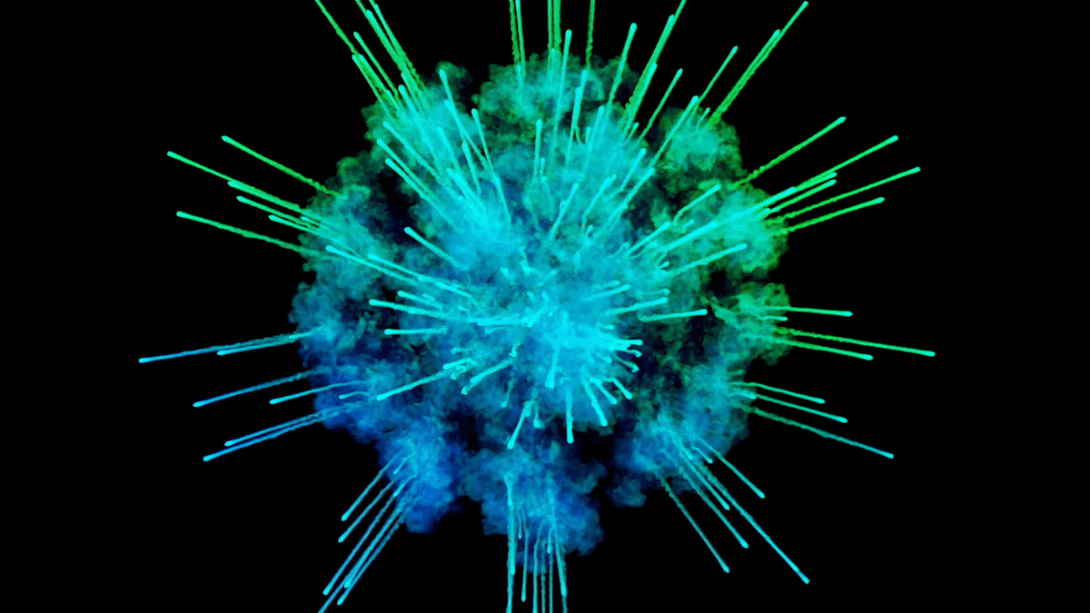 Videoblocks Explosion Of Blue Powder On Black Background 3D Animation Of Particles As Colorful Background Or Overlays For Effects Burst Of Colorful Paint Powder For Bright Presentation Like Holi Festival 8 Skg6Q613Og Thumbnail Full05 1