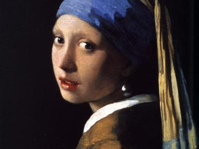 Girl With A Pearl Earring 1