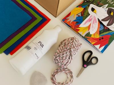 Flora Fauna Activity Box