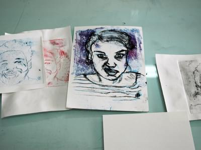 DRYPOINT ETCHING3