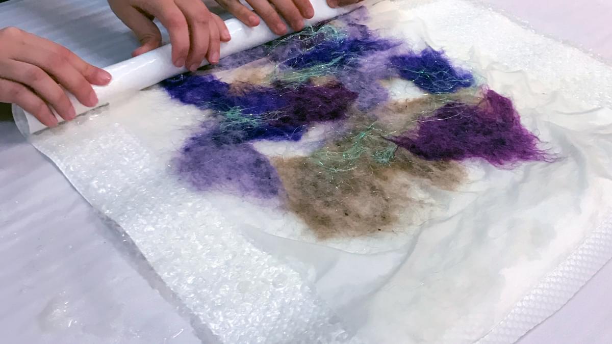 Textile Principles Felt 2