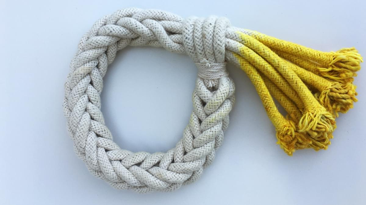 Weaving Jewellery