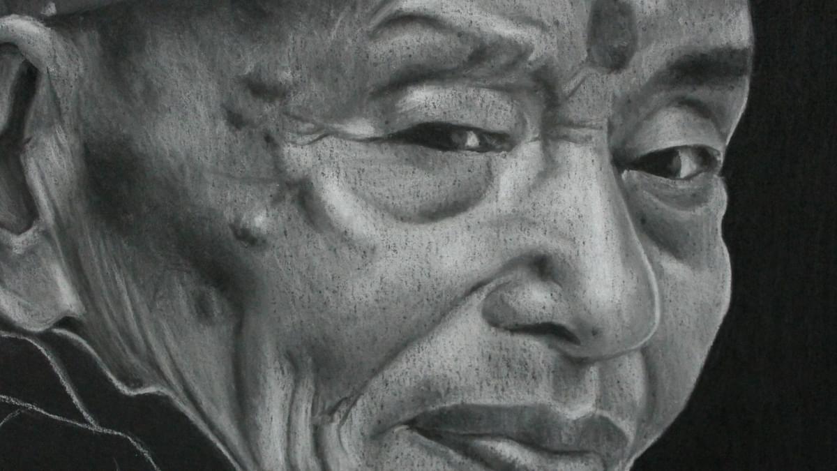 May2018 Portrait Life Drawing Natalia Lasso