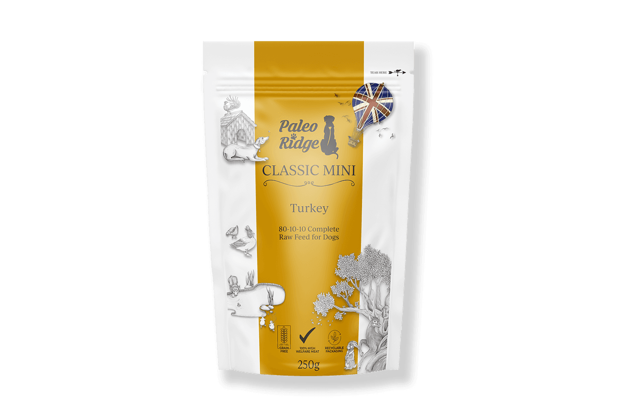 Classic Mini Turkey 250g