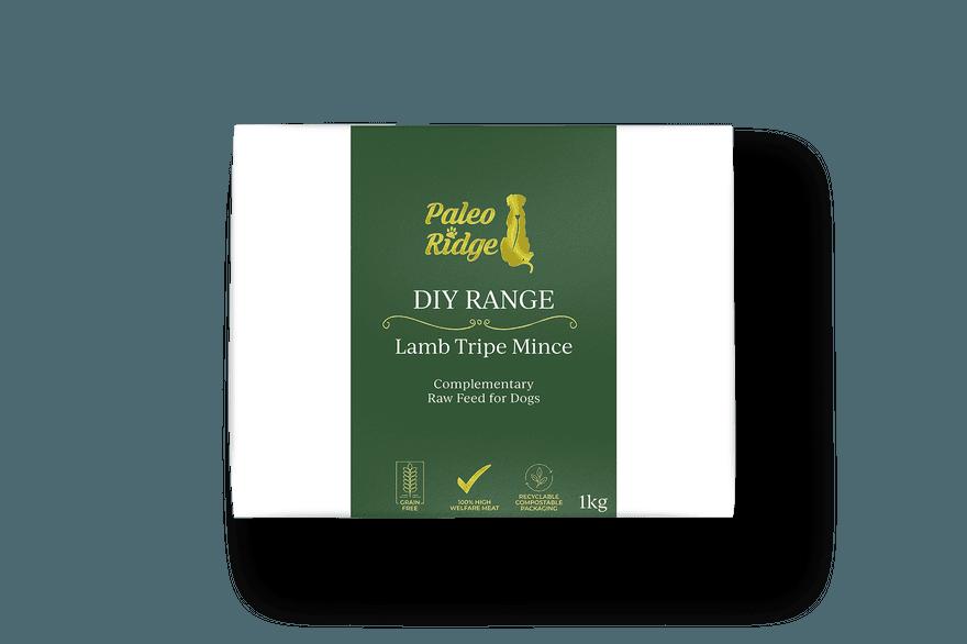 DIY Lamb Tripe Mince 1kg