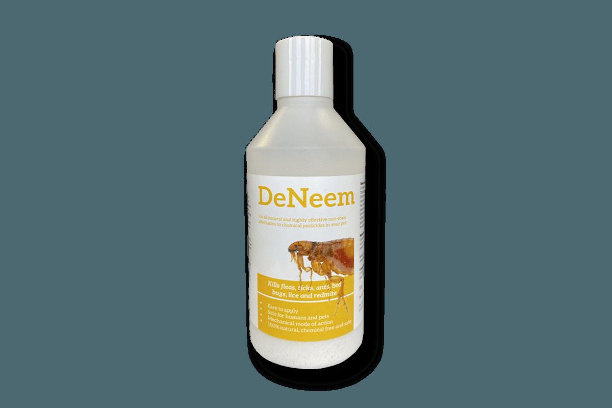 De Neem Natural Flea Mite Killer