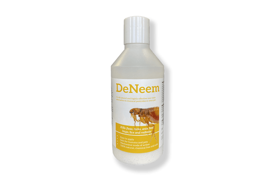 De Neem Natural Flea Mite Killer
