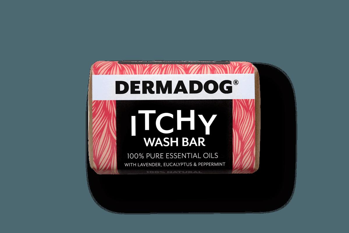 Dermadog Itchy Wash Bar