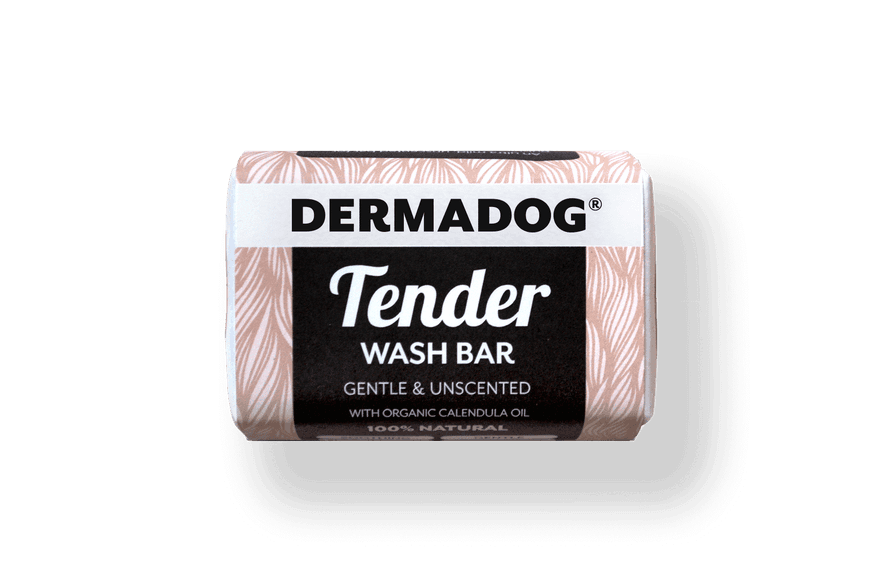 Dermadog Tender Wash Bar