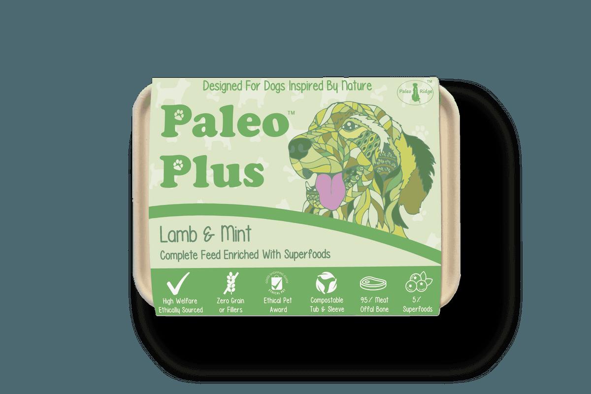 Paleo Plus Lamb Mint 500g