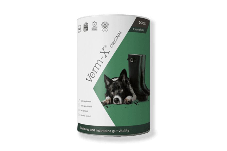Verm X Original Crunchies for Dogs 100g