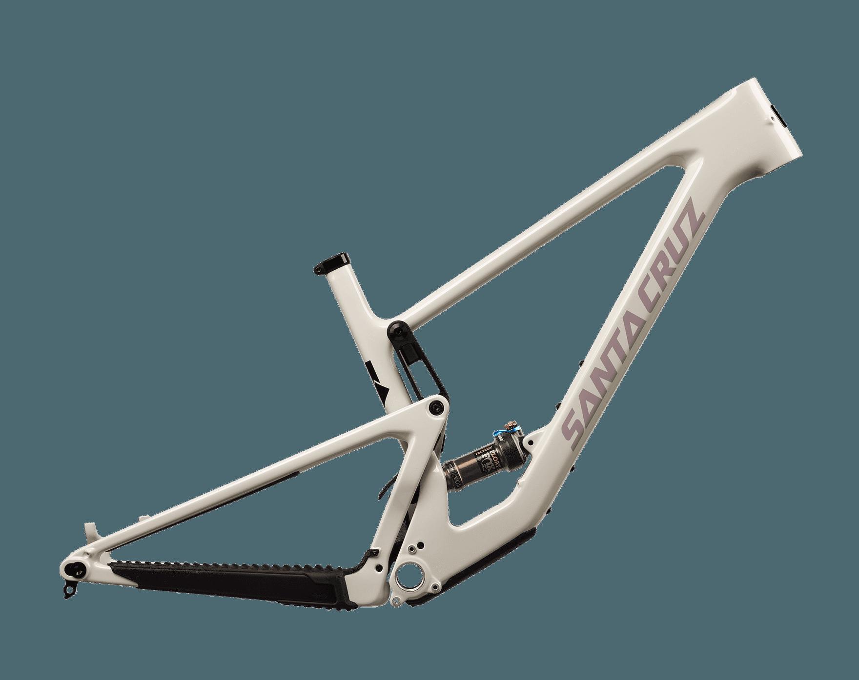 2021 santacruz tallboy cc frame Ivory
