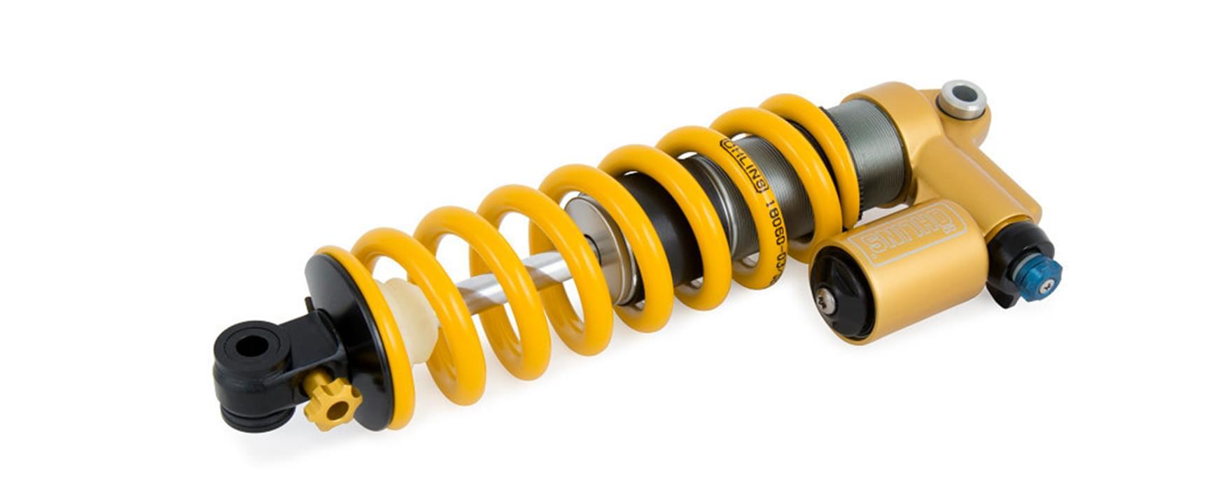 Ohlins TTX 22 M Inline Cylinder Head