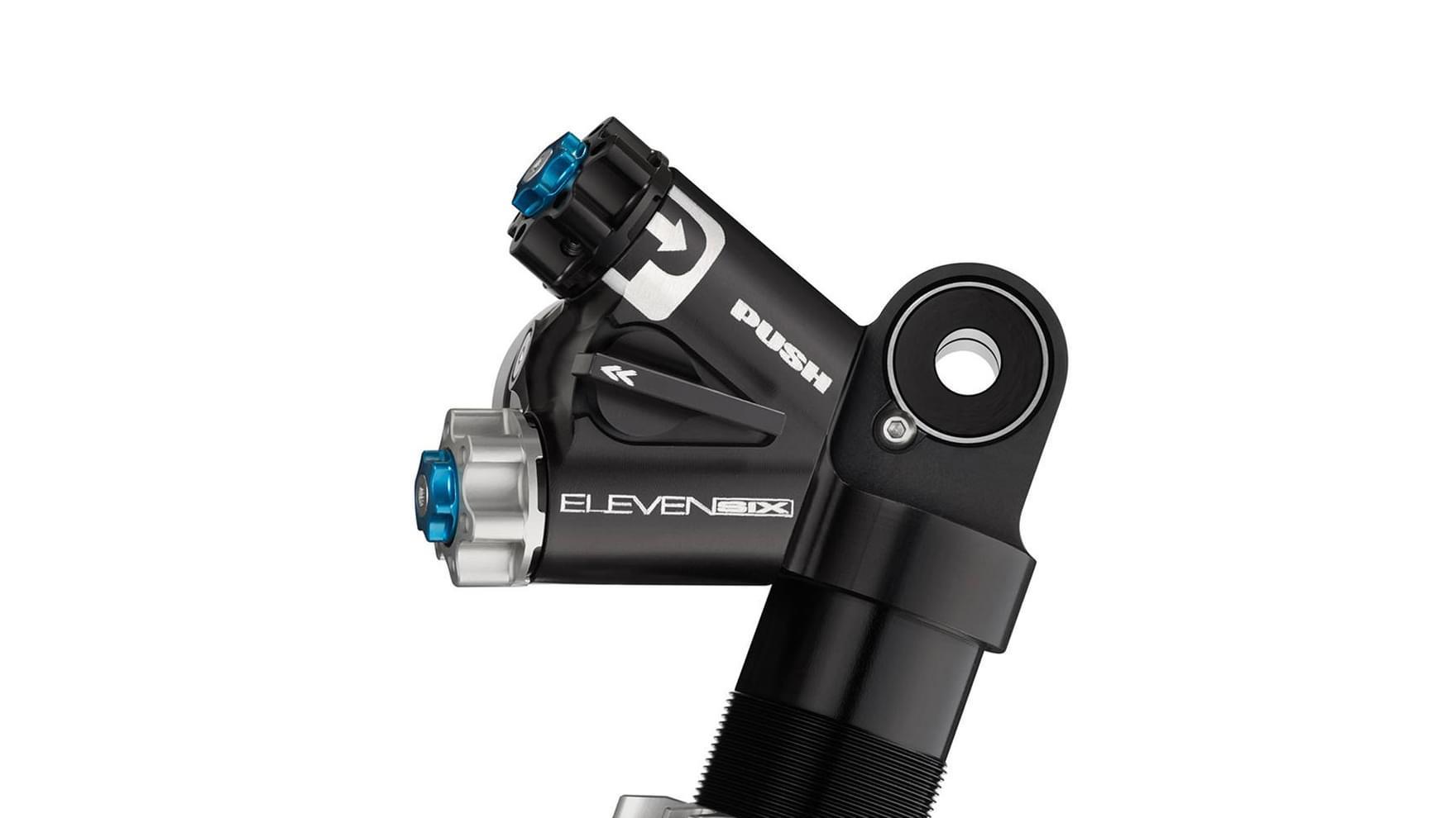 Push elevensix dual overhead valves