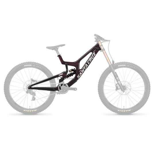 Santa Cruz V10 7 CC Frame 2022