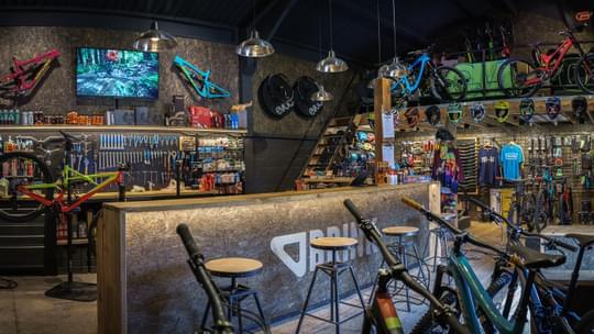 BRINK Mountain Bike Workshop