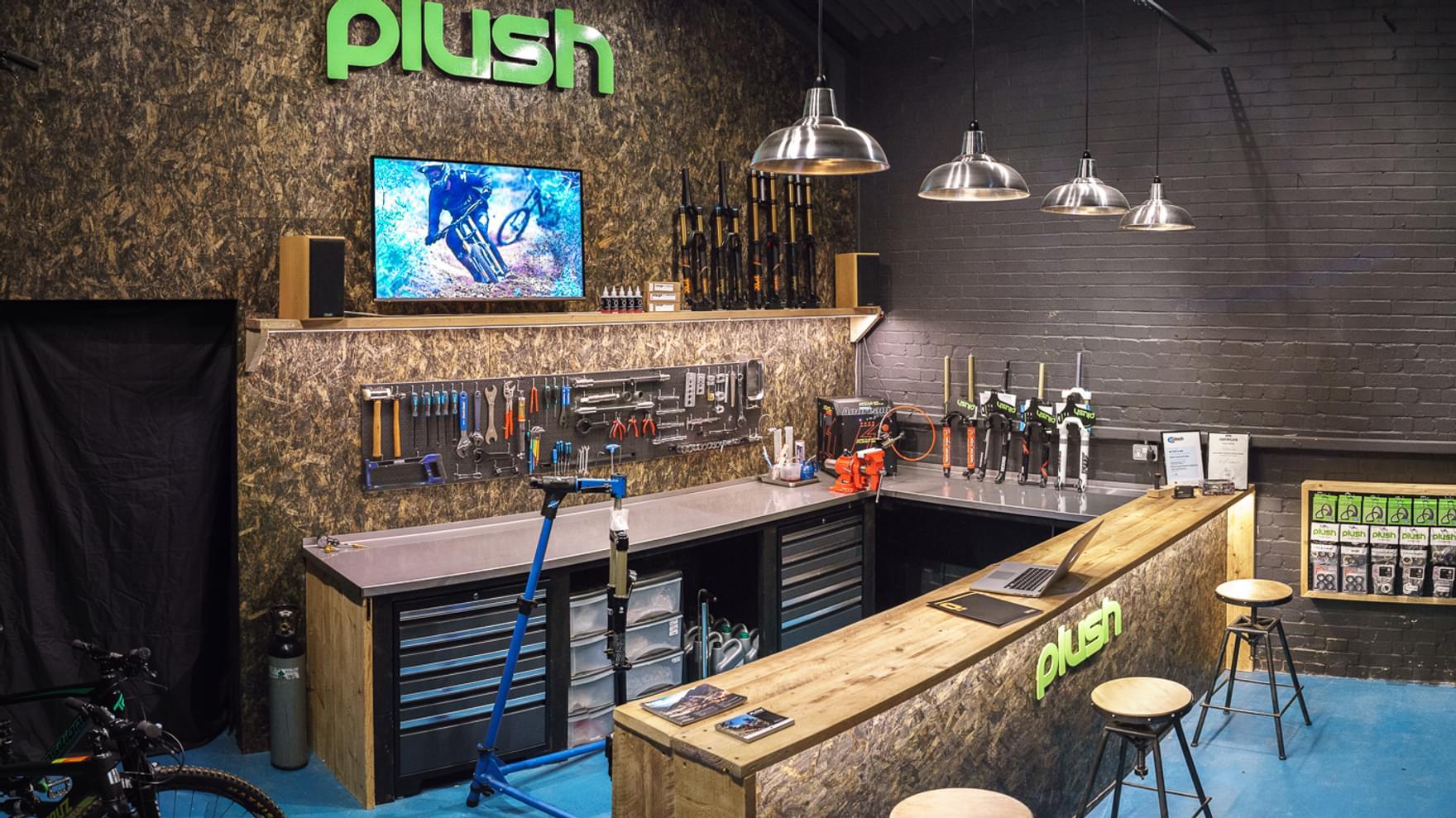 Plush Suspension Workshop