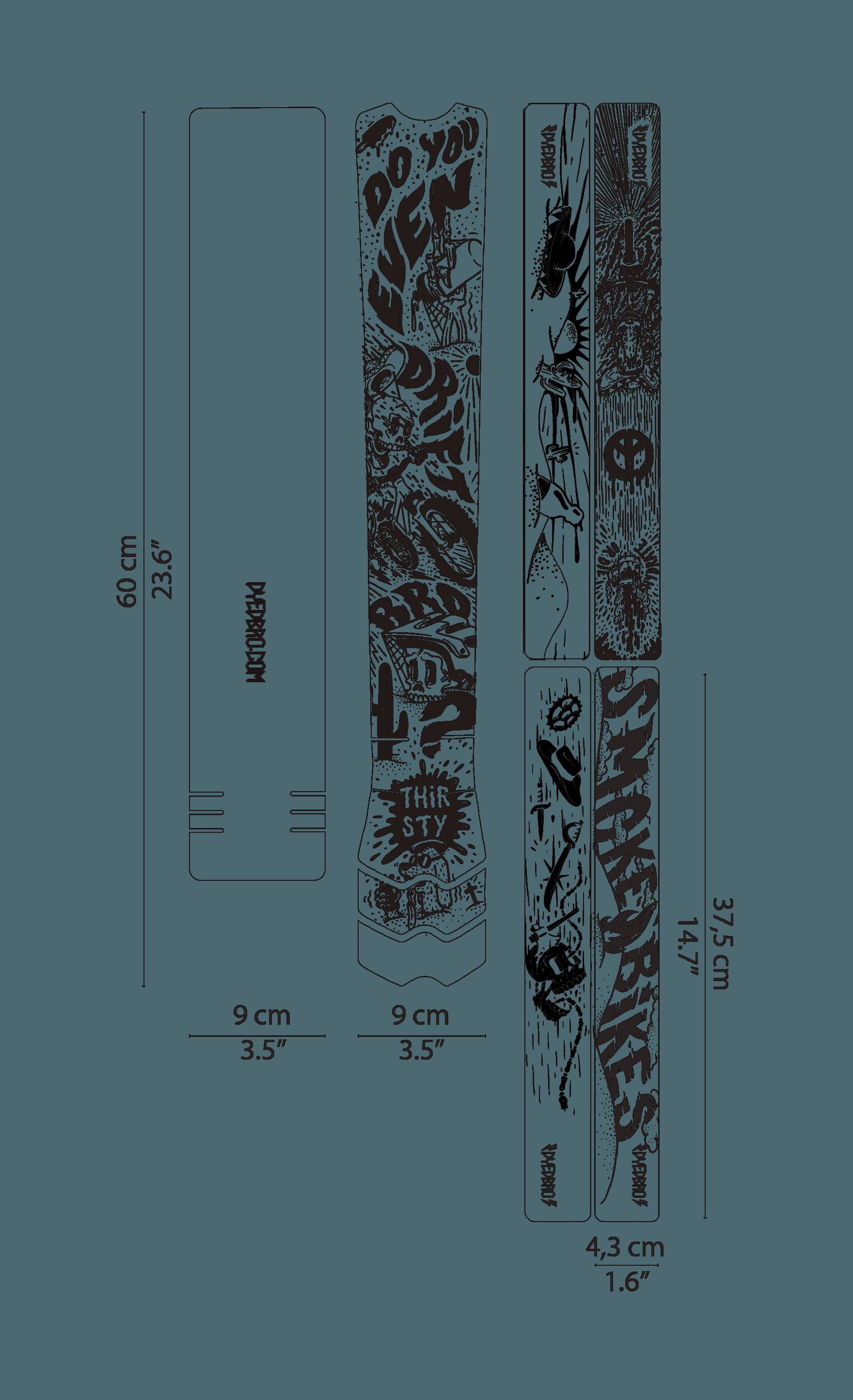 DYEDBRO FLOUR BLACK 01