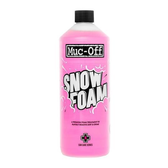 Muc off snow foam