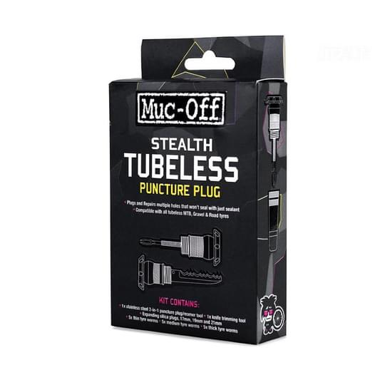 Muc off stealth tubeless puncture plugs