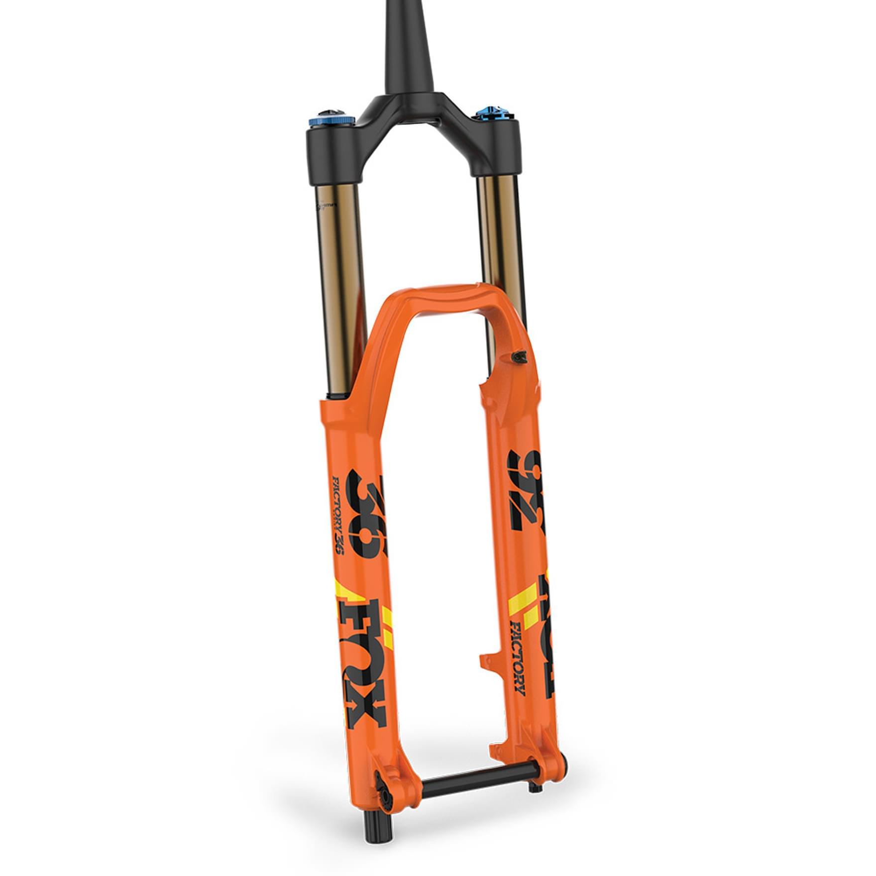FOX 36 Factory GRIP2 29 2020 Orange