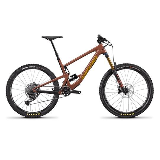 Santa Cruz Bronson 3 CC Frame 2021