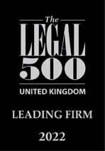 Legal 500 UK 2022