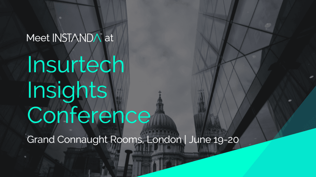 INSTANDA to speak at Insurtech Insights conference