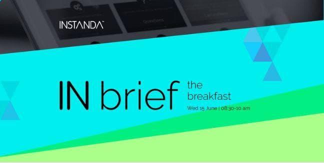 INSTANDA IN Brief: The Breakfast